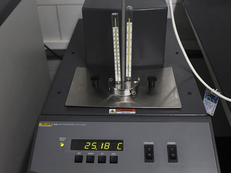 Calibração de termômetros sp