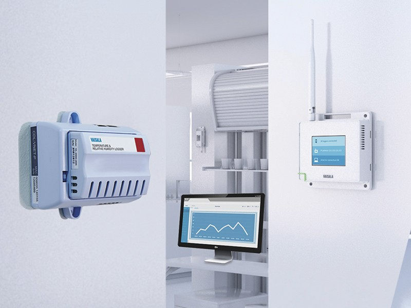 Monitoramento térmico