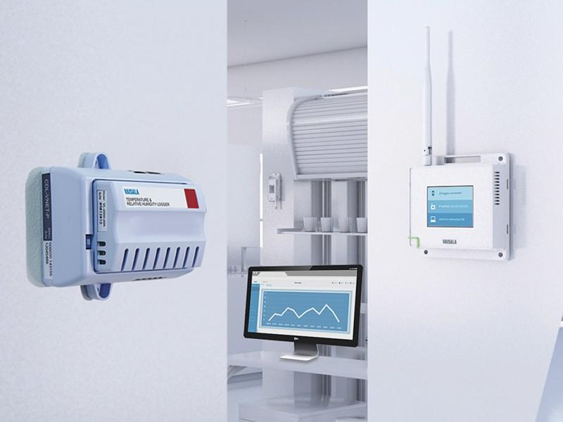 Sistema de monitoramento contínuo