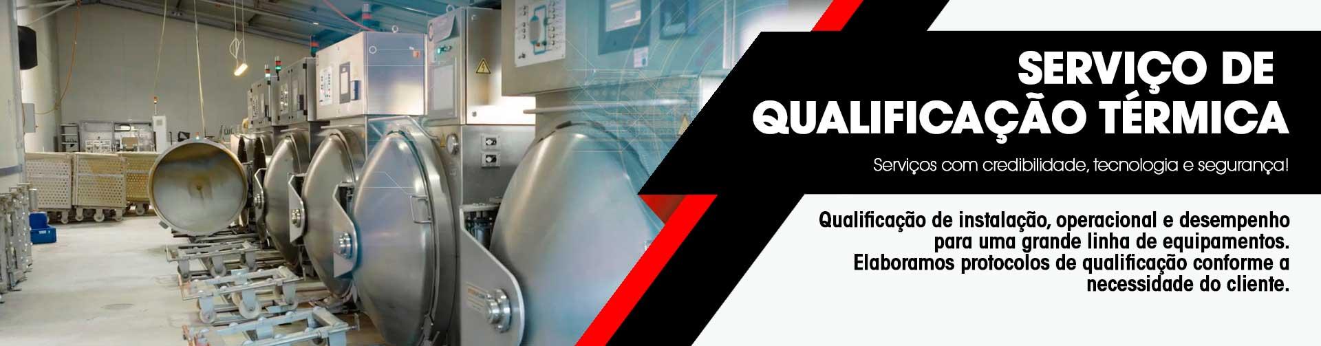 Empresa de qualificação térmica